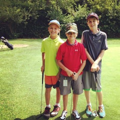 Photo taken at Cantigny Golf Course & Clubhouse by Jennifer D. on 8/1/2014