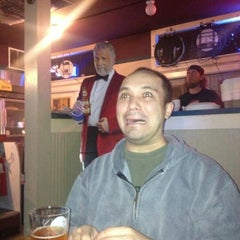 Photo taken at Hank's Bar & Grill by Benjamin T. on 11/6/2012