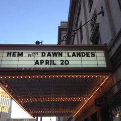 Photo taken at Taft Theatre by Beth W. on 4/20/2013