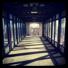 Photo taken at LIRR - Huntington Station by Roman F. on 3/5/2013