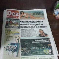 Photo taken at Diário Do Amazonas by Carlinhow B. on 8/22/2013