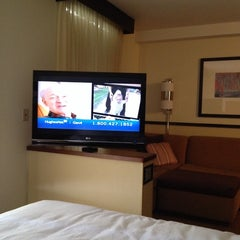Photo taken at Hyatt Place North Charleston by Terry B. on 8/13/2014