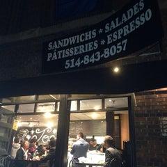 Photo taken at Joe's Panini by Freddy S. on 5/31/2014