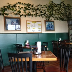 Photo taken at The String Bean by Carter P. on 9/17/2012