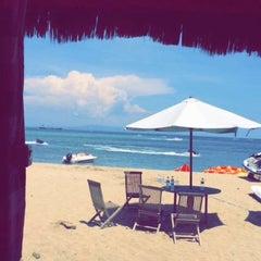 Photo taken at Grand Aston Bali Beach Resort by Ahmed M. on 1/14/2016