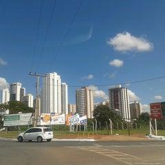 Photo taken at Goiânia by Denis F. on 6/8/2013