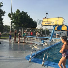 Photo taken at Meridian Public Pool by Star K. on 8/15/2015