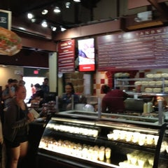 Photo taken at Earl of Sandwich by Luis O. on 10/26/2012