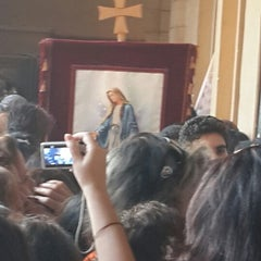Photo taken at St. Mark's Church | كنيسة مارمرقس by Sandra D. on 8/21/2013