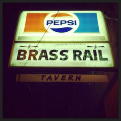Photo taken at The Brass Rail by Leah B. on 5/19/2013