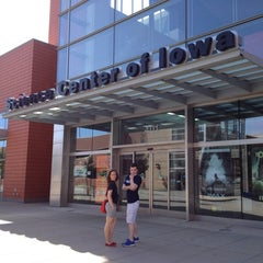 Photo taken at Science Center of Iowa by Leslie B. on 6/17/2013