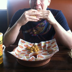 Photo taken at Dickey's Barbecue Pit by Adenike A. on 1/3/2013