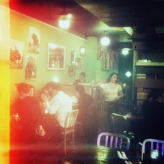 Photo taken at Caracas Arepa Bar by Sokio on 1/18/2013