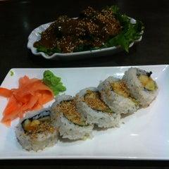 Photo taken at Toyama Japanese Resturant by Blake N. on 1/13/2013