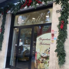 Photo taken at Pasticceria Orsini by Alex B. on 12/16/2013
