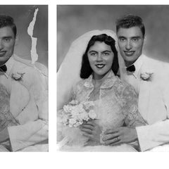 Photo taken at Photo Repair And Restoration Fixing Photos by Fixing P. on 8/26/2015