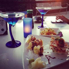Photo taken at Blu Sushi by Jennifer M. on 2/2/2013