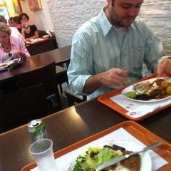 Photo taken at Piatto Te by Pedro Z. on 11/6/2012