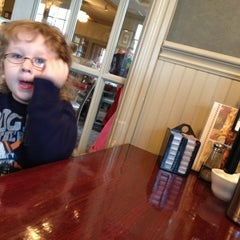 Photo taken at Perkins Restaurant & Bakery by Corey A. on 10/28/2012