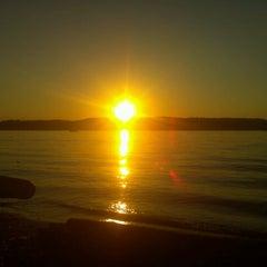 Photo taken at Mukilteo Lighthouse Park by Dj Omar B on 9/19/2012