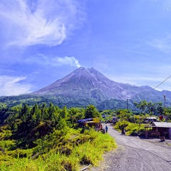 Photo taken at Gunung Merapi by Explore Indonesia on 10/22/2012