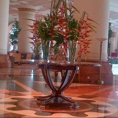 Photo taken at Marriott Putrajaya Hotel by Noriha M. on 6/16/2013