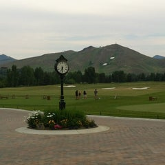 Photo taken at Sun Valley Club & Golf Course by Richard C. on 7/24/2013