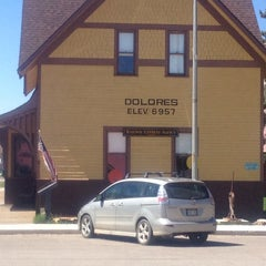 Photo taken at Dolores, CO by Janet S. on 9/12/2014
