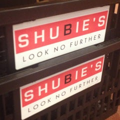 Photo taken at Shubie's Marketplace by Jena B. on 3/15/2013