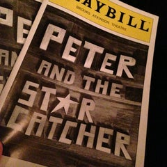 Photo taken at Peter and the Starcatcher by Daniel G. on 12/23/2012