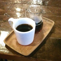 Photo taken at Intelligentsia Coffee & Tea by Chris M. on 10/30/2012