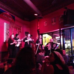Photo taken at Acadia Cafe by Charles M. on 12/15/2012