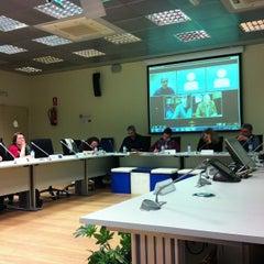 Photo taken at Instituto Nacional de Tecnol. Educativas y Formación del Profesorado (INTEF) by Mikel A. on 3/21/2013