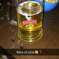 Photo taken at Slice of Lime by Vikram M. on 2/10/2015