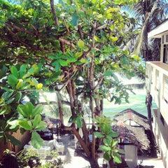Photo taken at Boracay Plaza Hotel by Jantar M. on 3/11/2013