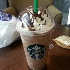 Photo taken at Starbucks (สตาร์บัคส์) by Lolita S. on 8/2/2013