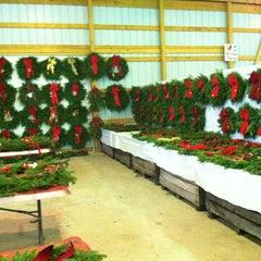 Photo taken at Gaver Farm by Sara Z. on 12/10/2012