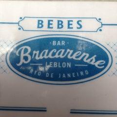 Photo taken at Bar Bracarense by Maurício R. on 4/14/2013