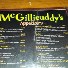 Photo taken at McGillicuddy's Restaurant & Tap House by Myles D. on 12/8/2012