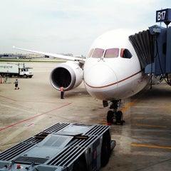 Photo taken at Gate B17 Lufthansa Air by Phillip T. on 5/26/2013
