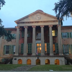 Photo taken at College of Charleston by Olly S. on 11/19/2012