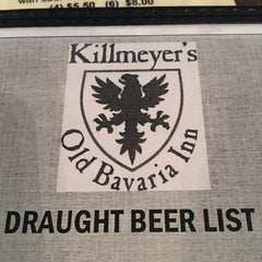 Photo taken at Killmeyer's Old Bavarian Inn by Darrell on 4/19/2016