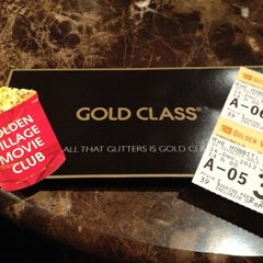 Photo taken at Gold Class Lounge @ VivoCity by CheerfulGer K. on 12/16/2012