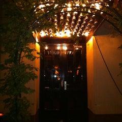Photo taken at Neue Odessa Bar by Ivan M. on 9/27/2012