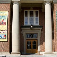 Photo taken at Hampton University Museum by BET on 1/30/2013