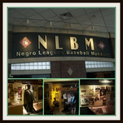 Photo taken at Negro Leagues Baseball Museum by BET on 1/31/2013