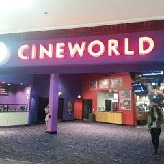 Photo taken at Cineworld by Mevlüt s. on 3/11/2013