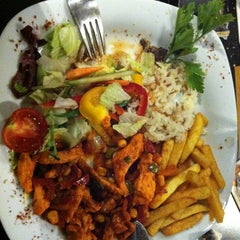 Photo taken at Efesus Restaurant & Bar by Arda T. on 10/13/2012