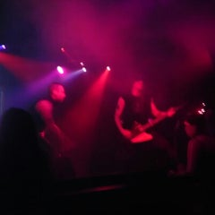 Photo taken at Revolution Bar & Music Hall by Diana Q. on 11/22/2012