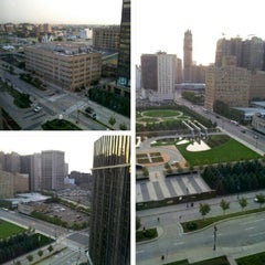 Photo taken at MGM Grand Detroit Casino & Hotel by Ace. B. on 9/17/2012